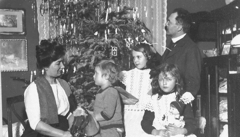 Christmas in Germany in the 1920s